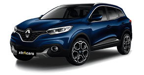 Renault Kadjar <span style='font-size: 11px;'>or similar</span>